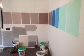 muro colori pantone